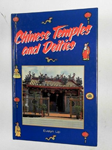 9789971653590: Chinese Temples and Deities