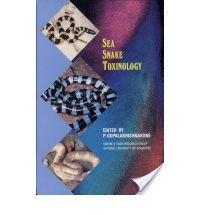 9789971691936: Sea Snake Toxinology (Venom & toxin series)