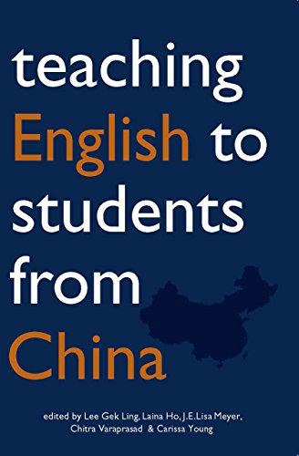 9789971692636: Teaching English to Students from China