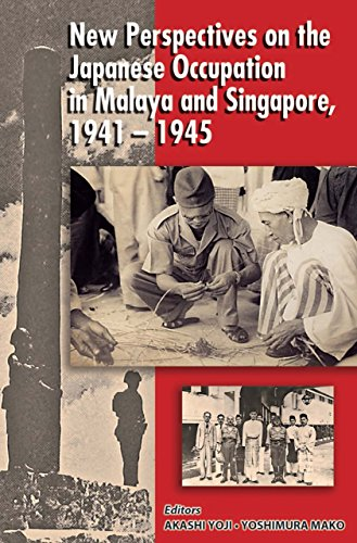 9789971692995: New Perspectives of the Japanese Occupation of Malaya and Singapore, 1941-45