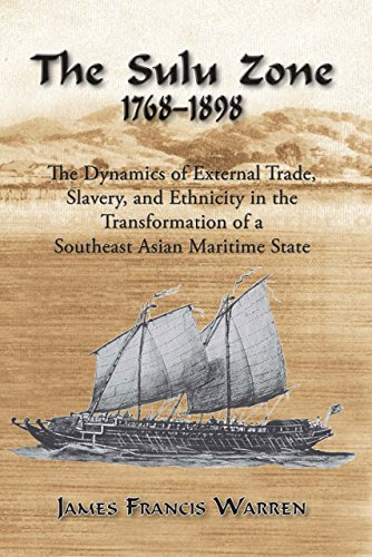 9789971693862: The Sulu Zone: The Dynamics of External Trade, Slavery and Ethnicity in the Transformation of a Southeast Asian Maritime State, 1768-1898 (Second Edition)