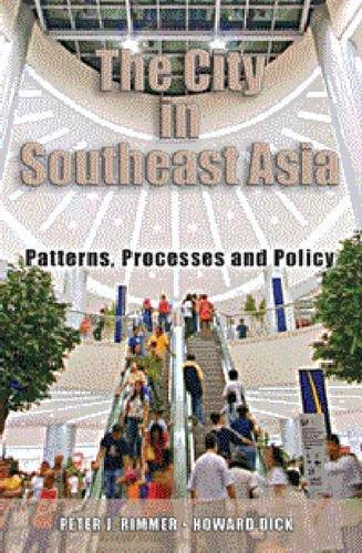 9789971694265: The City in Southeast Asia: Patterns, Processes and Policy