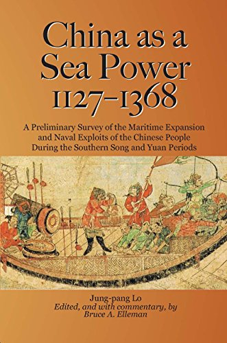 9789971695057: China as a Sea Power, 1127-1368