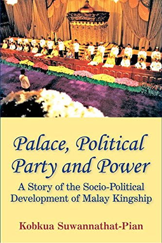 9789971695071: Palace, Political Party and Power: A Story of the Socio-Political Development of Malay Kingship