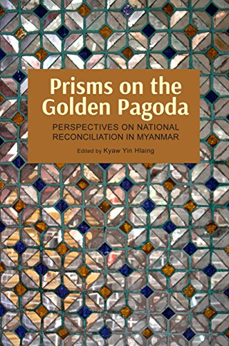 Prisms on the Golden Pagoda (Paperback): Kyaw Yin Hlaing