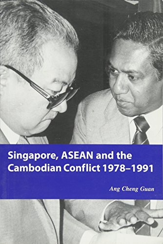 9789971697044: Singapore, ASEAN and the Cambodian Conflict 1978-1991