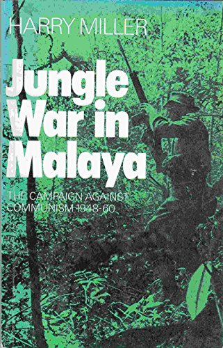 9789971711467: Jungle War in Malaya
