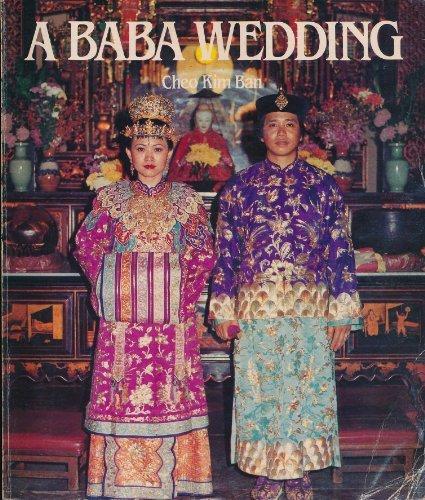 A baba wedding: Cheo, Kim Ban