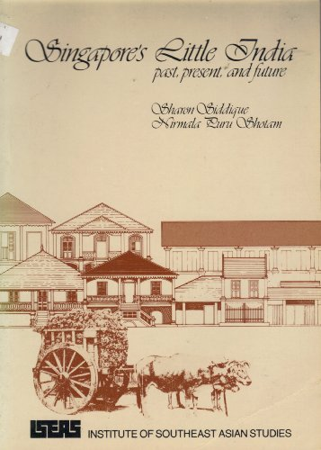 9789971902315: Singapore's Little India: Past, Present and Future