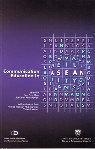 9789971905798: Communication education in ASEAN