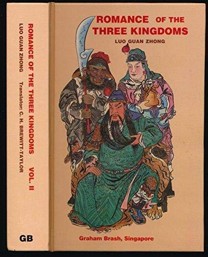 The Romance of the Three Kingdoms (Volume: Guanzhong, Luo