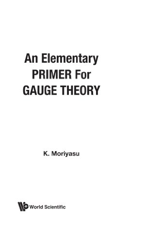 9789971950835: Elementary Primer For Gauge Theory, An