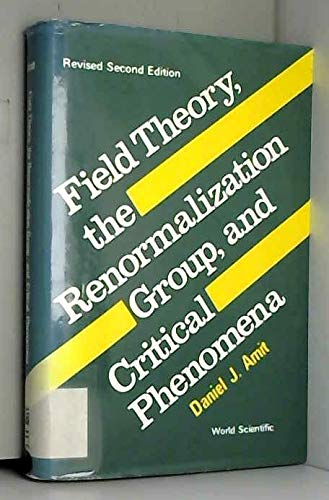 9789971966119: Field Theory the Renormalizati