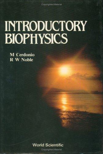 9789971966331: Introductory Biophysics