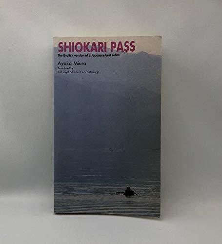 9789971972233: Shiokari Pass