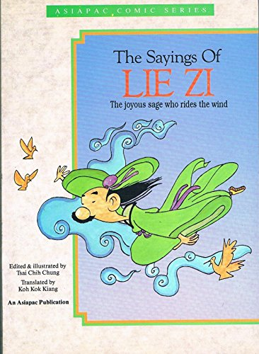 9789971985677: Sayings of Lie Zi: The Taoist Who Rides the Wind
