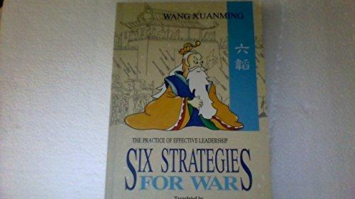 9789971985998: Six Strategies for War (Asiapac Comic Series)
