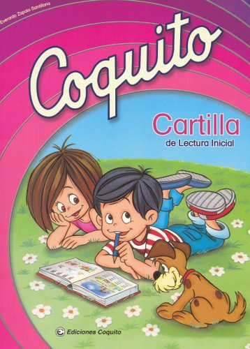 9789972203022: Coquito Cartilla
