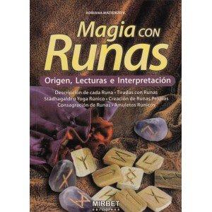 9789972233685: Magia Con Runas (Origen, Lecturas E Interpretacion)