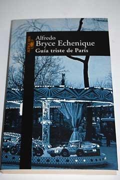 9789972400988: Guia Triste De Paris