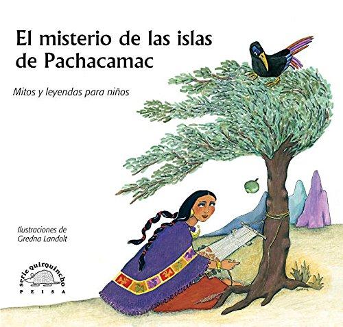 9789972403040: El misterio de las islas de Pachacamac y otros relatos (Spanish Edition)