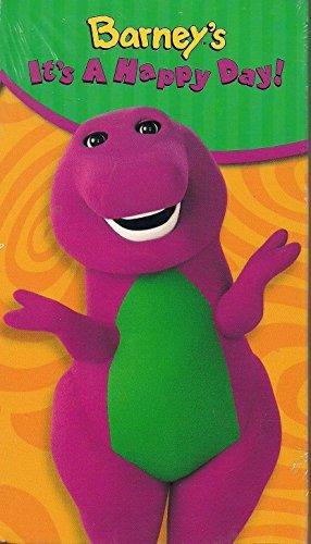9789972617515: It's A Happy Day - Barney The Dinosaur