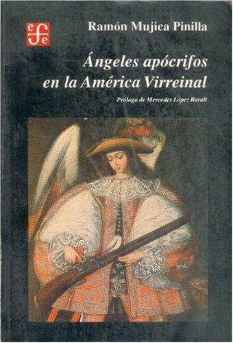 9789972663048: Ángeles apócrifos en la América virreinal (Spanish Edition)