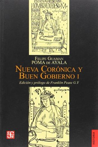 9789972663451: Nueva Coronica Y Buen Gobierno, Tomo I (Spanish Edition)