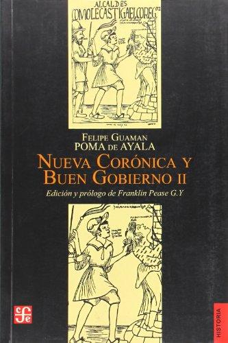 9789972663468: NUEVA CORONICA Y BUEN GOBIE