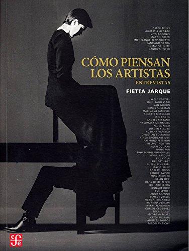 9789972663840: Cómo piensan los artistas. Entrevistas (Spanish Edition)