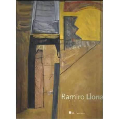 Ramiro Llona: 1973-1998 : retrospectiva, Lima, mayo-junio,: Llona, Ramiro