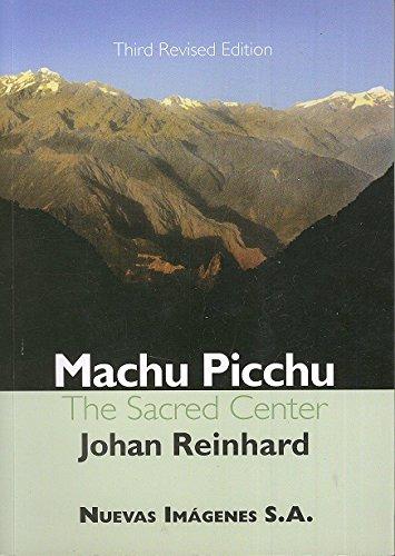 9789972904509: Machu Picchu: The Sacred Center
