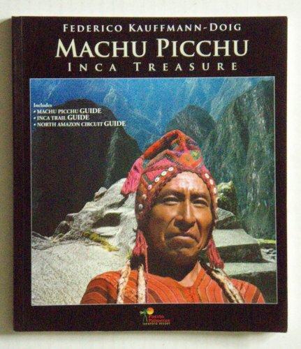 9789972927522: Machu Picchu Inca Treasure