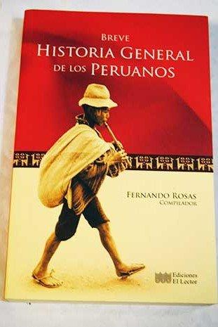 9789972970696: Breve Historia General de los Peruanos