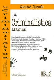 9789974676657: CRIMINALISTICA (MANUAL)