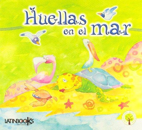 9789974679641: HUELLAS EN EL MAR (Spanish Edition)