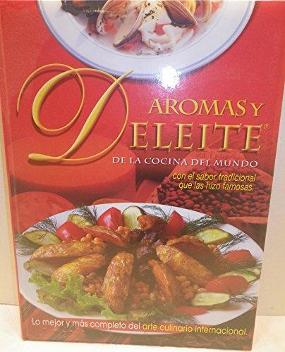 Aromasy Deleite De La Cocina Del Mundo: Barone, Luis Roberto