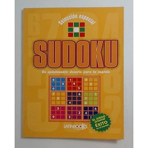 9789974684010: SUDOKU-Seleccion especial/AMARILLO