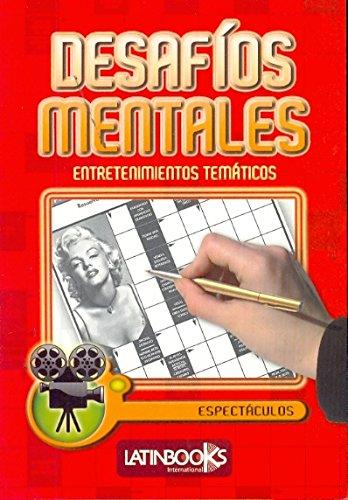 9789974684577: DESAFIOS MENTALES ESPECTACULOS
