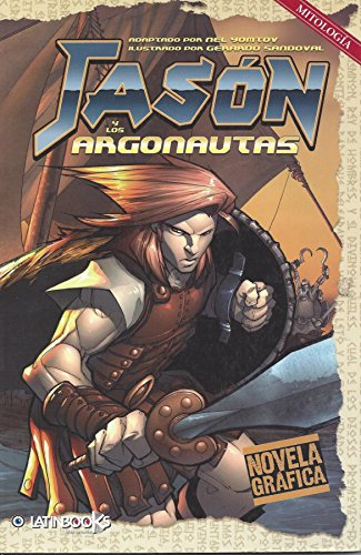 JASON Y LOS ARGONAUTAS (Spanish Edition): YOMTOV, NEL