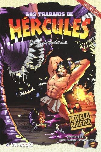 9789974690936: Los Trabajos De Hércules