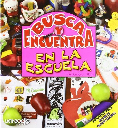 9789974697010: EN LA ESCUELA- BUSCA Y ENCUENTRA