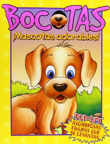 9789974697829: BOCOTAS:MASCOTAS ADORABLES (POP-UPS)