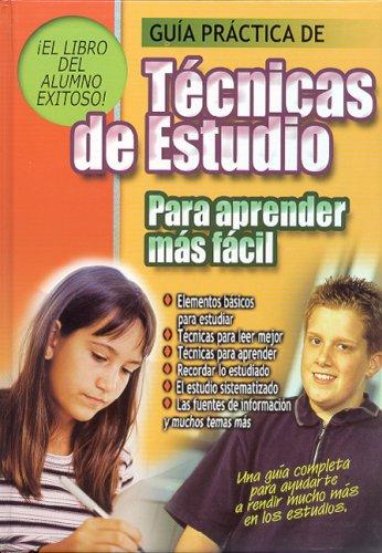 9789974773936: TÉCNICAS DE ESTUDIO (Spanish Edition)