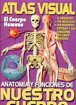 9789974775039: Atlas Visual El Cuerpo Humano (Spanish Edition)