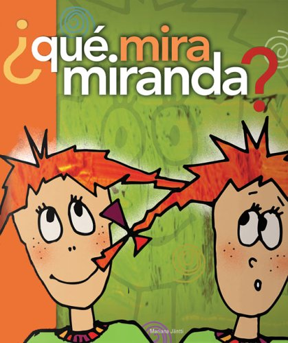 9789974779907: Que Mira Miranda?