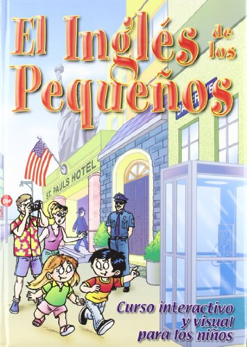 9789974785267: INGLES DE LOS PEQUE¥OS, EL (+CD). CURSO INTERACTIVO Y VISUAL