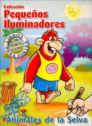 9789974790032: Animales de La Selva (Spanish Edition)