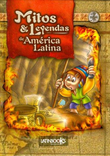 9789974804319: Mitos y Leyendas de America Latina - Rojo (Spanish Edition)