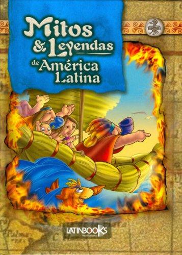9789974804326: Mitos & Leyendas de America Latina - Azul (Mitos & Leyendas de America Latina) (Spanish Edition)